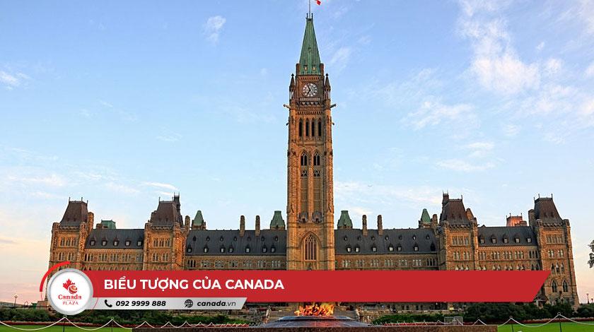 Biểu tượng của Canada