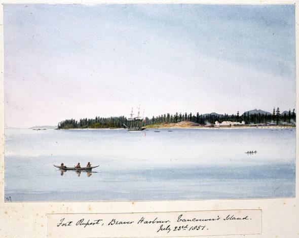 British-Columbia---lich-su-1---1851