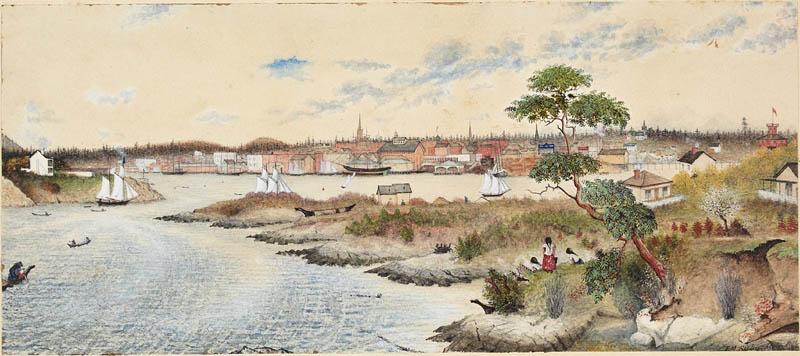 British Columbia - lich su 1 - 1864