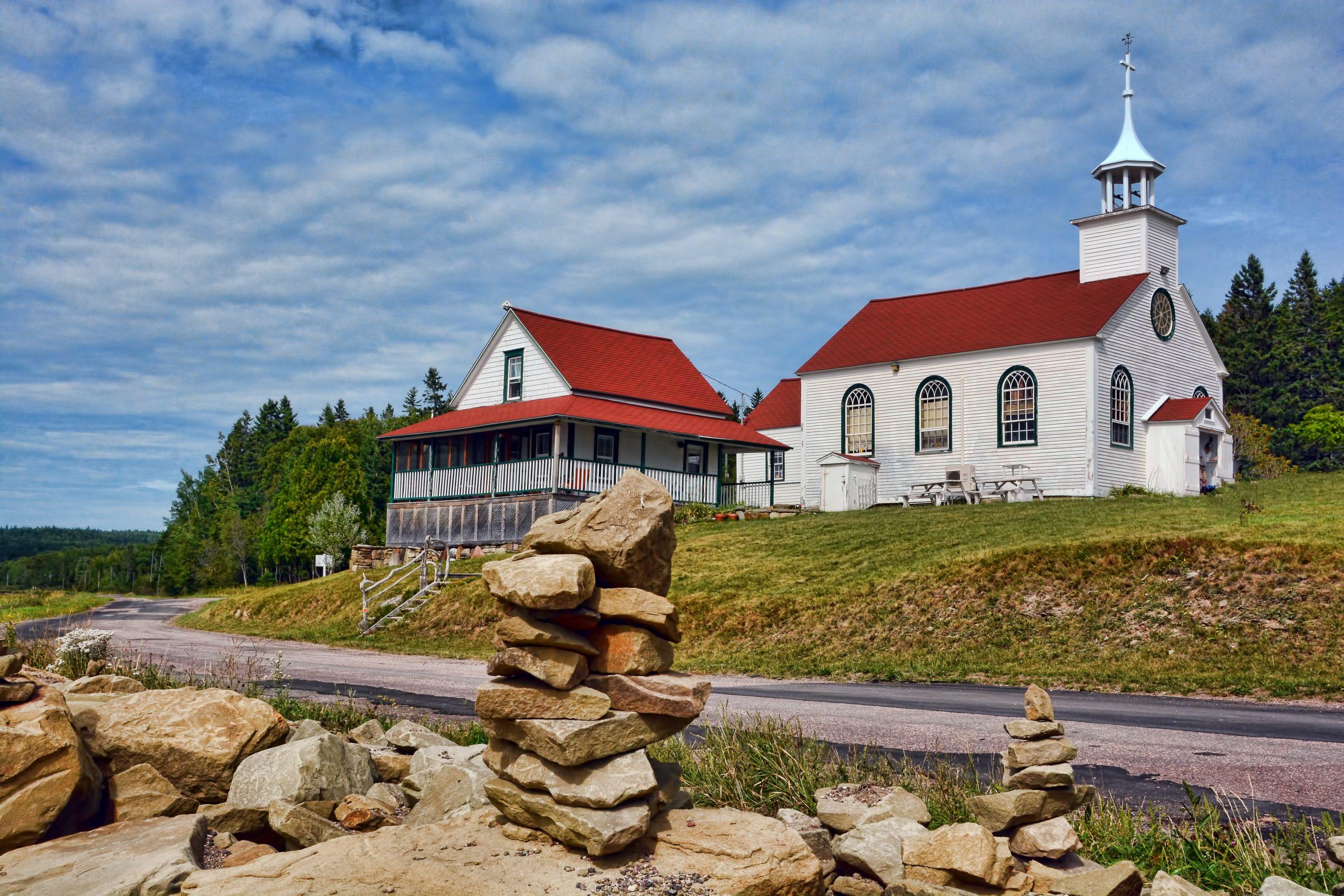 Canada Plaza - Giới thiệu tỉnh bang New Brunswick 1