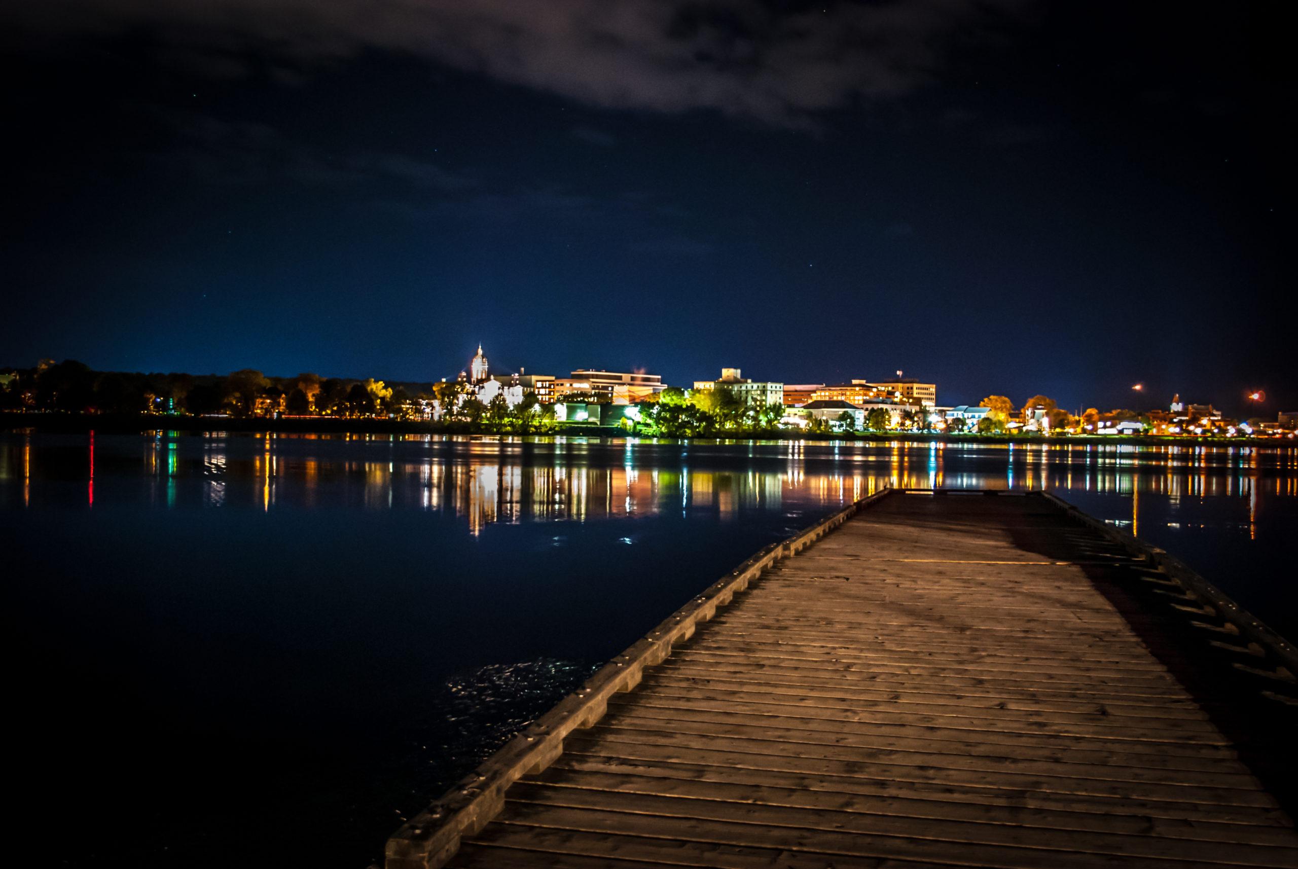 Canada Plaza - Giới thiệu tỉnh bang New Brunswick - Fredericton