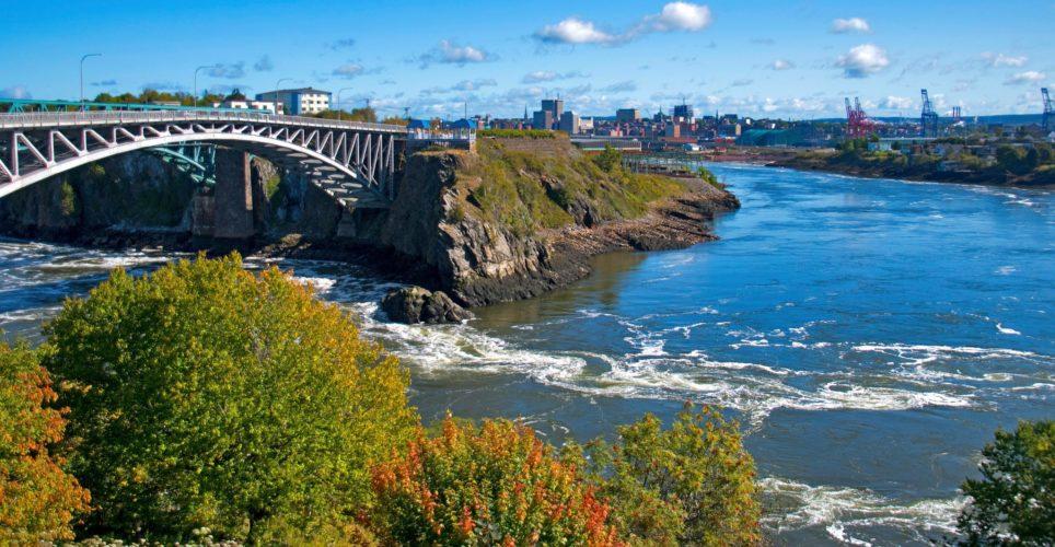 Canada Plaza - Giới thiệu tỉnh bang New Brunswick - Saint John