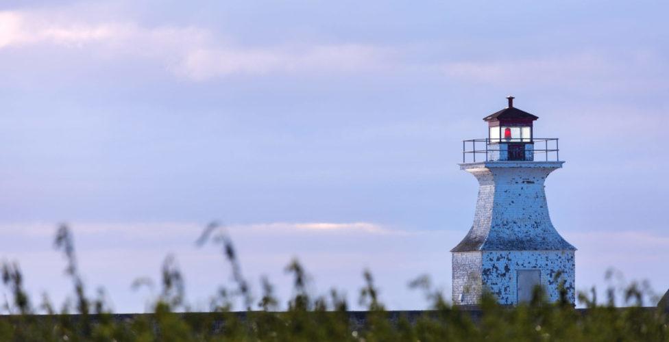 Canada Plaza - Giới thiệu tỉnh bang New Brunswick Cape Tormentine Lighthouse