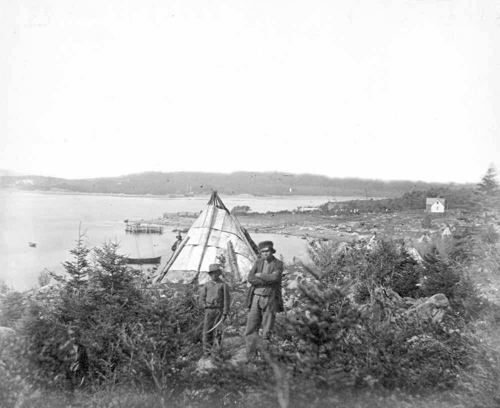 Nova Scotia nguoi Mi'kmaq