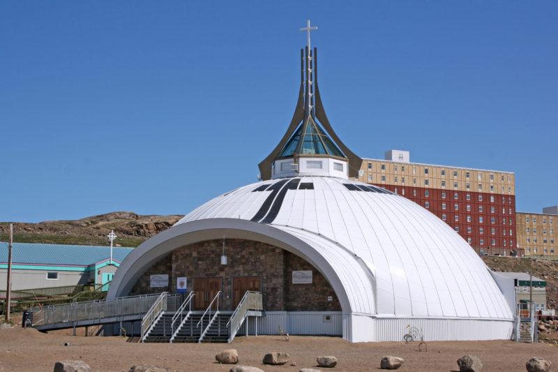 Canada Plaza - Giới thiệu tỉnh bang - Nunavut