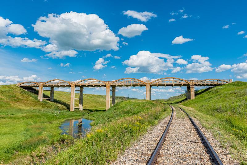 Saskatchewan-giao-thong