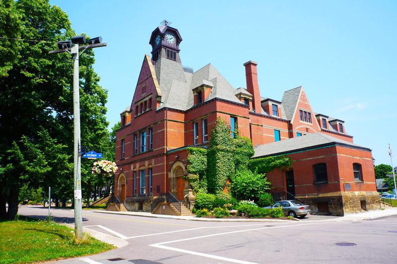 Tòa nhà chính quyền Summerside Prince Edward Island