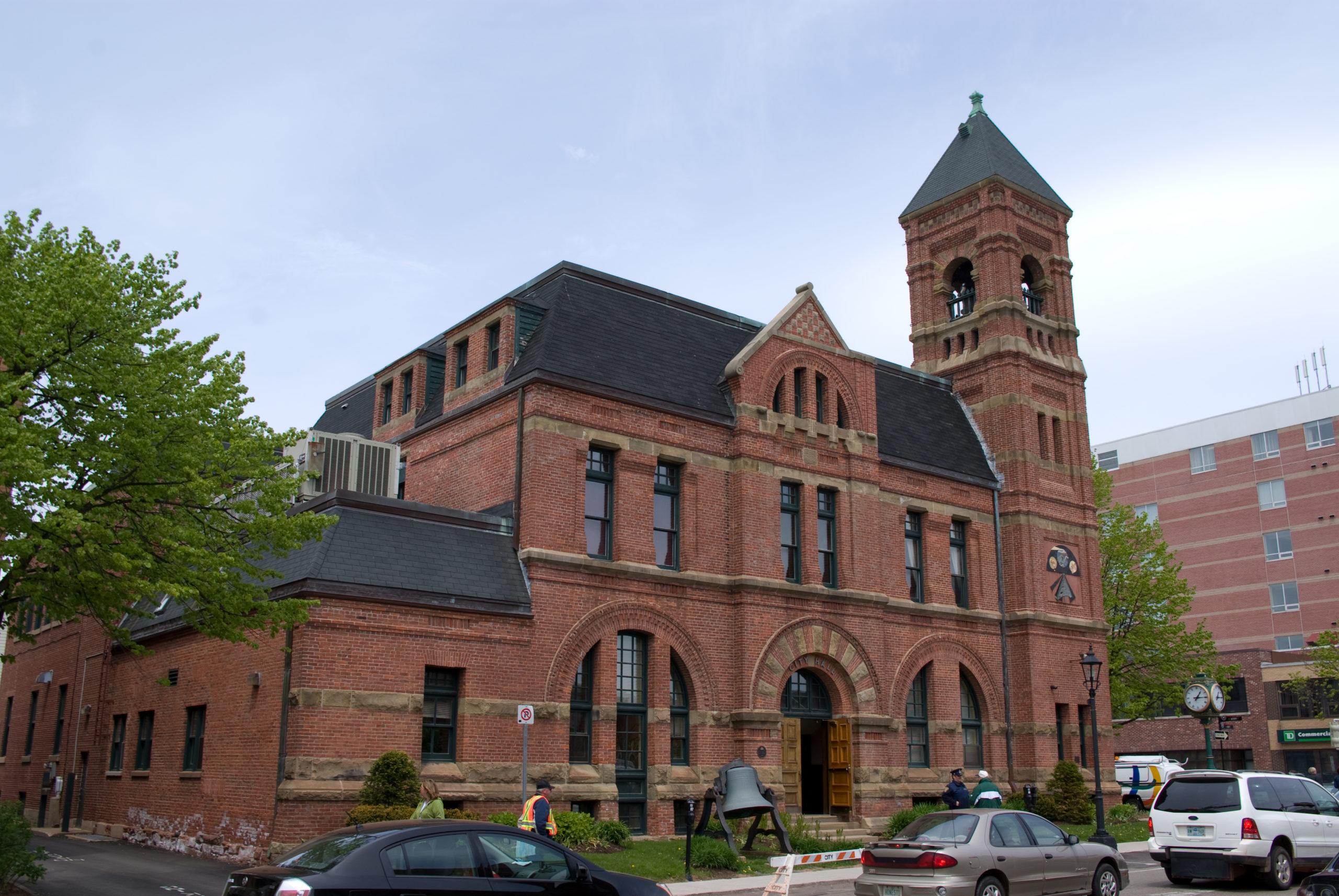 Town Hall, Charlottetown