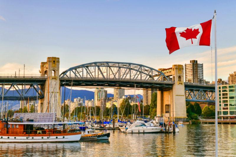 Canada Plaza - Giới thiệu tỉnh bang - British Columbia