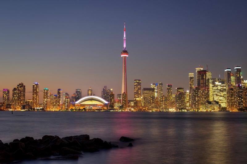 Canada Plaza - Giới thiệu tỉnh bang - ontario