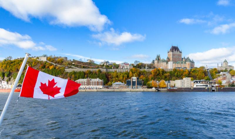 Canada Plaza - Giới thiệu tỉnh bang - Quebec