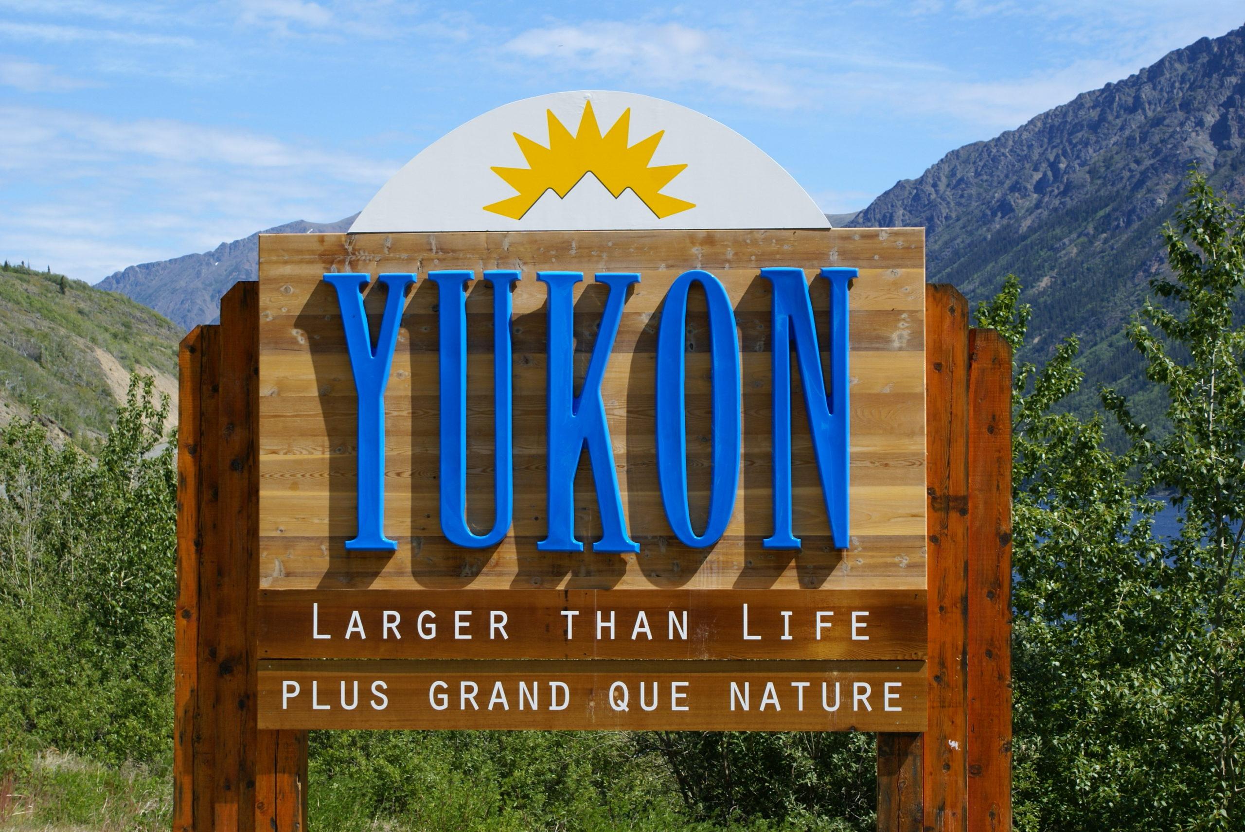Canada Plaza - Giới thiệu tỉnh bang - yukon