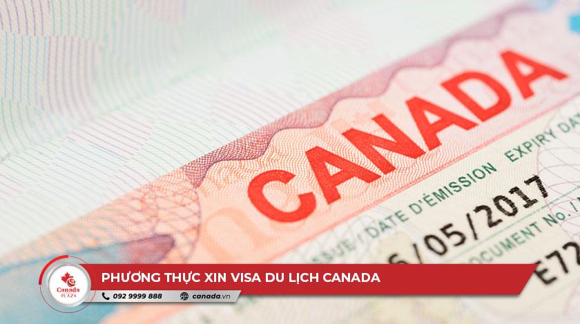Phương thức xin visa du lịch Canada cho công dân toàn cầu