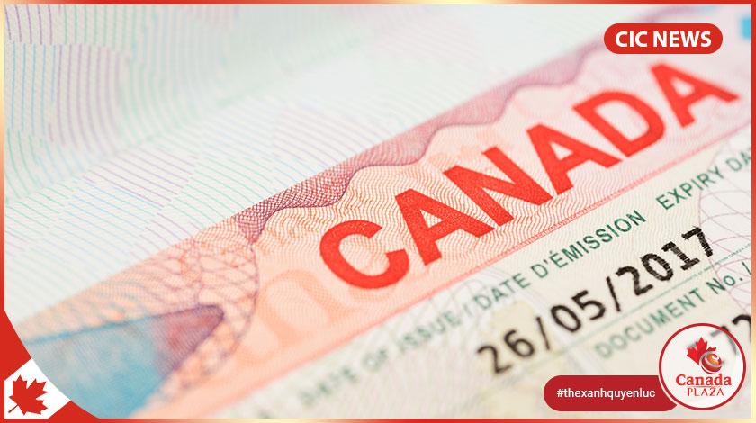Thủ tục xin Thị thực Canada 10 năm 1