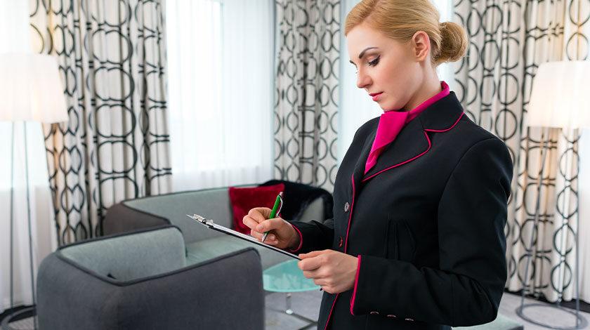 hotel supervisor