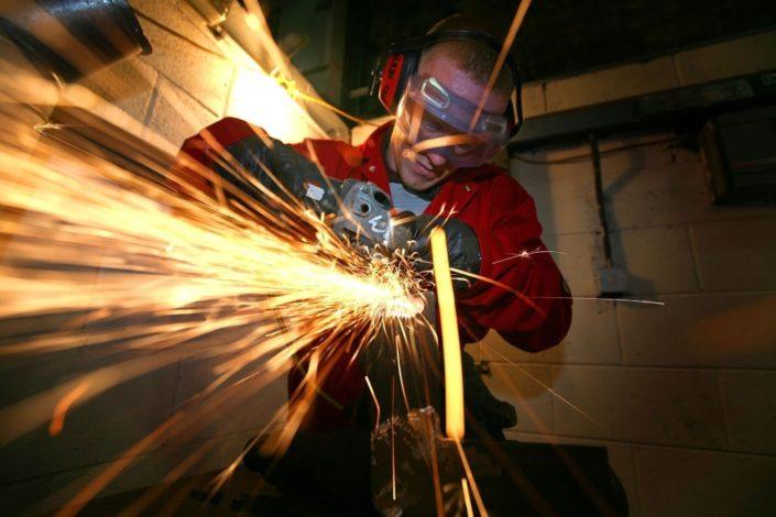 ship builder worker