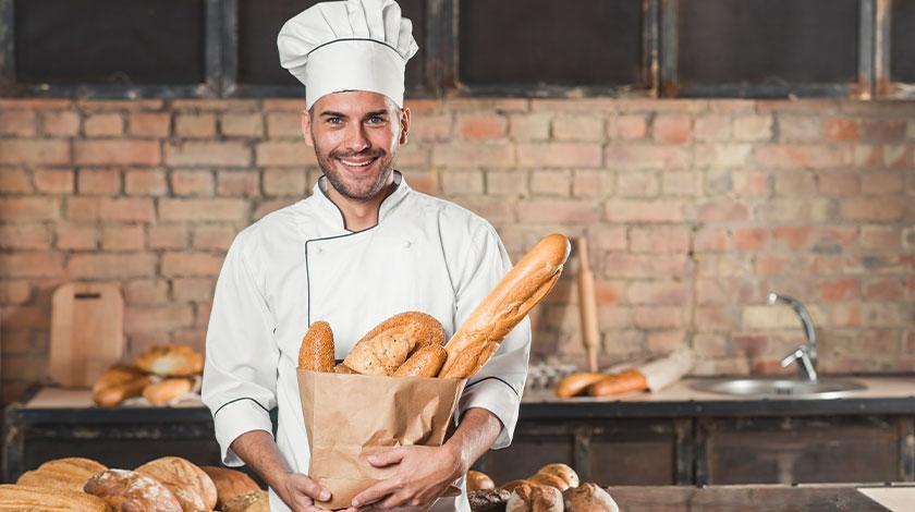 Đầu bếp làm bánh (Baker)