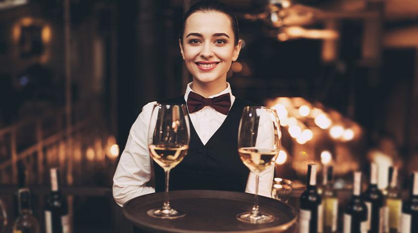 Phục vụ nhà hàng (Waiter Waitress)