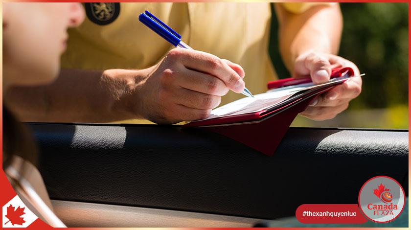 Quy tắc cơ bản lái xe tại Canada 2