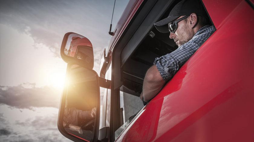 Tài xế xe tải (Truck Driver)