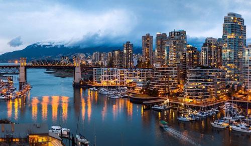 Định cư british Columbia