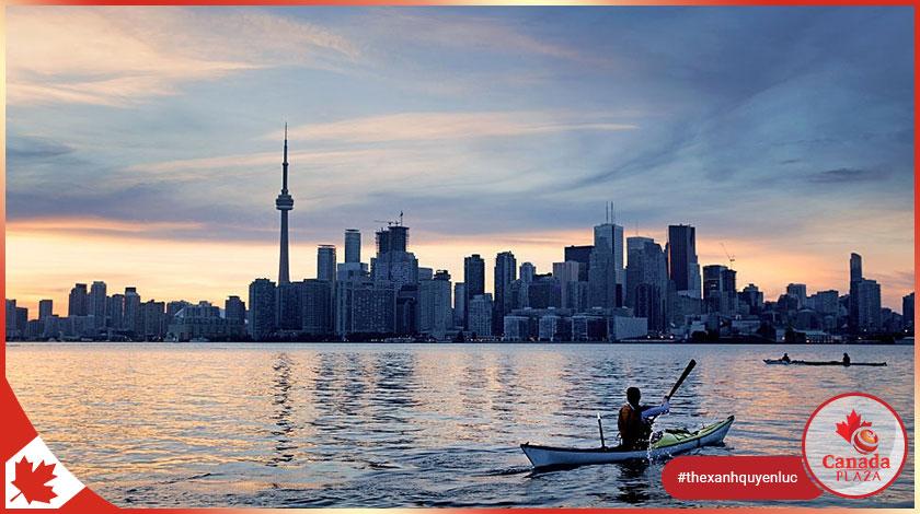 Tương lai Chương trình đề cử thành phố của Canada
