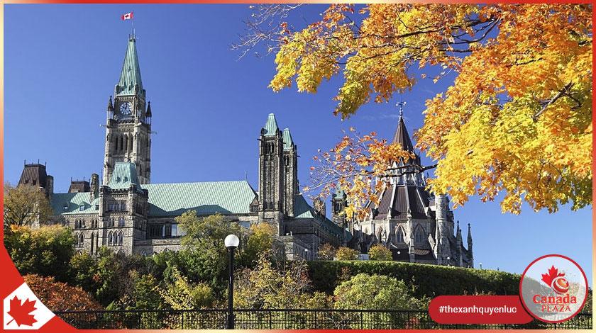 Các biểu tượng của đất nước Canada 3