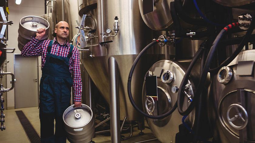 Công nhân - Nhà máy bia (Worker - Beer Factory)