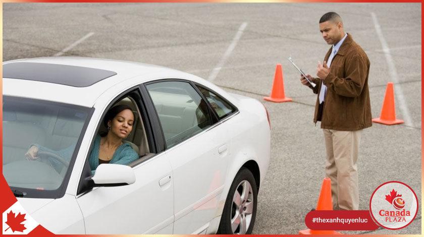 Chia sẻ kinh nghiệm mua xe, lấy bằng lái tại Canada