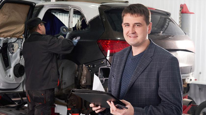 Giám sát viên sửa xe (Automotive Supervisor)