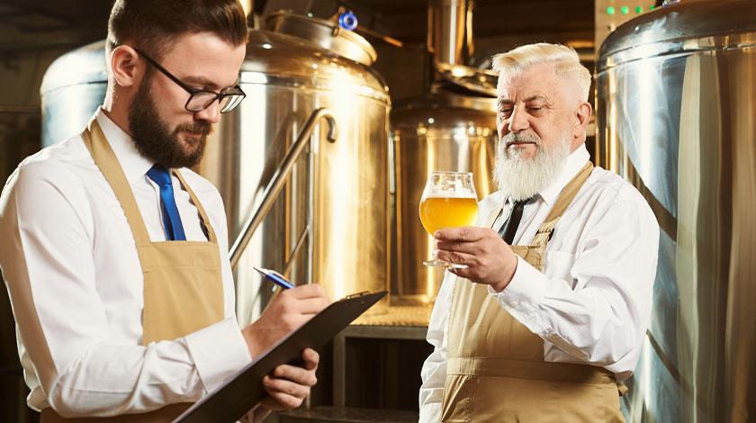 Kiểm định chất lượng - Nhà máy bia (Quality Tester - Beer Factory)