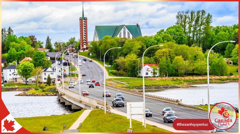 Dự báo sự gia tăng lớn về số lượng người định cư tại New Brunswick trong 5 năm tới 1