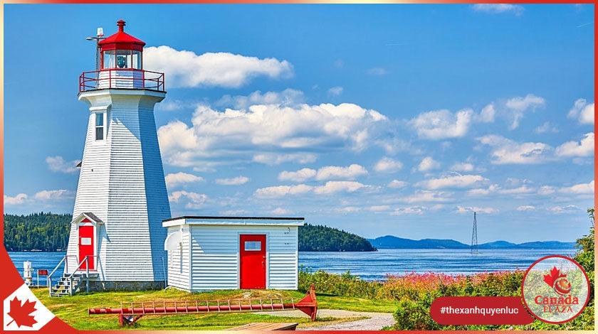 Dự báo sự gia tăng lớn về số lượng người định cư tại New Brunswick trong 5 năm tới
