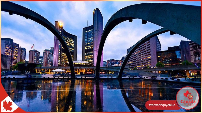 Toronto có thể trở thành  1trung tâm thu hút tài năng công nghệ lớn nhất Bắc Mỹ không