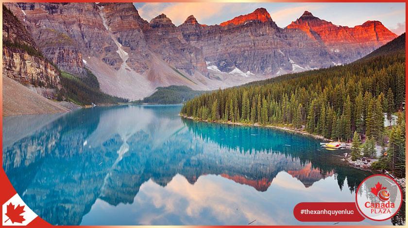 5 lý do để bạn chuyển đến Alberta
