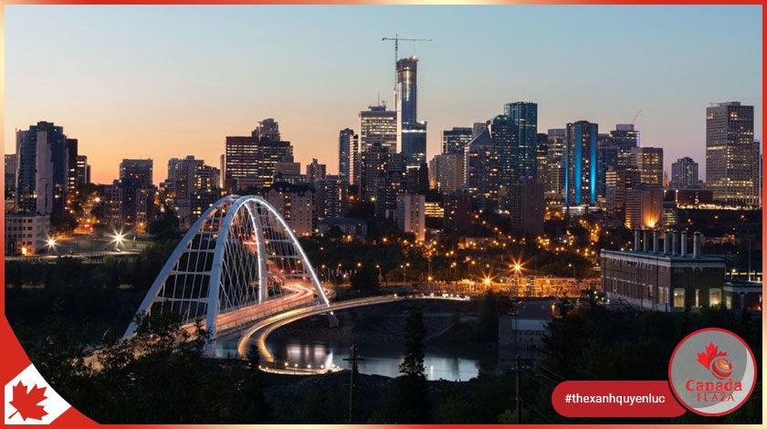 Giới thiệu thành phố Edmonton