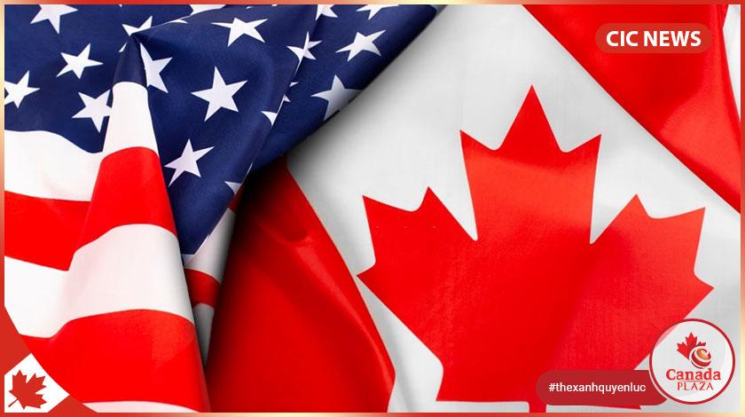 Người nhập cư vào Canada nhiều nhất, Mỹ đứng thứ 6