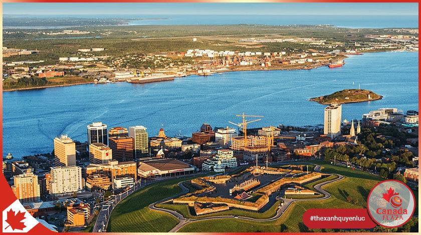 Giới thiệu Halifax
