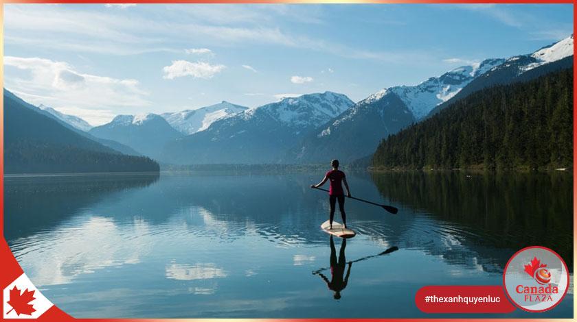 Du lịch British Columbia thế nào cho tiết kiệm?