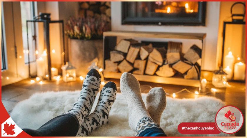 Bạn đã sẵn sàng cho kỳ nghỉ đông ở Canada?