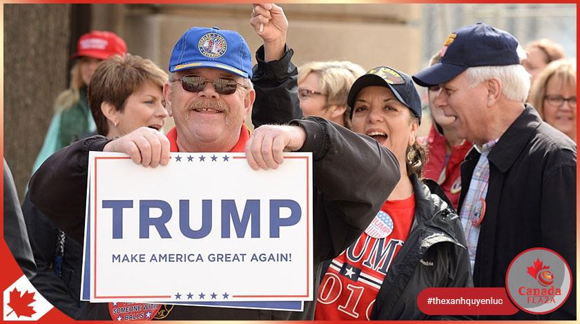 5 điều bầu cử Mỹ có thể tác động đến Canada