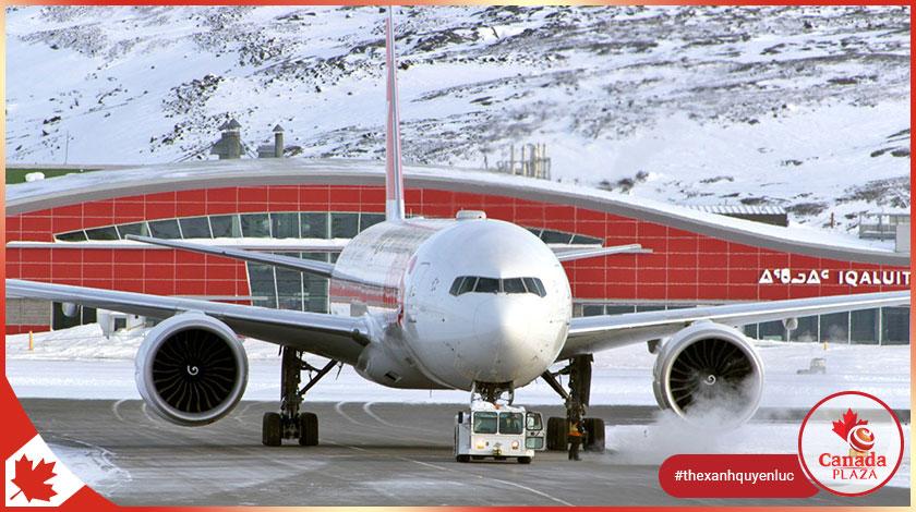 Cơ sở hạ tầng Iqaluit