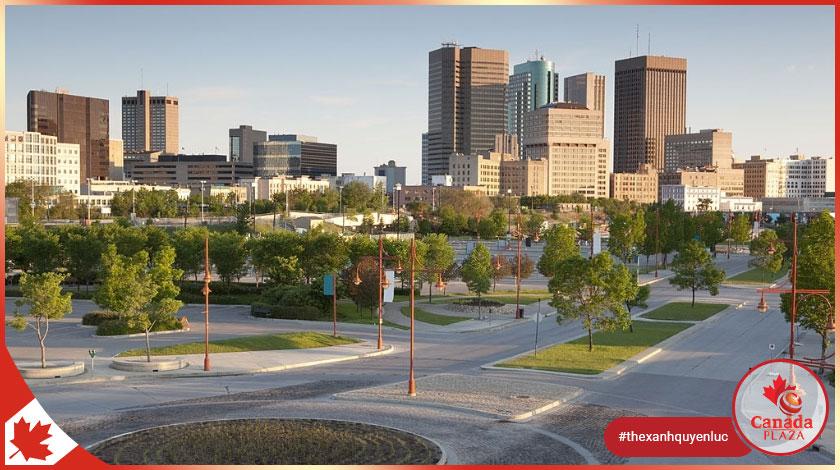 Chương trình đề cử tỉnh bang Manitoba (MPNP) phát hành 206 lời mời 1