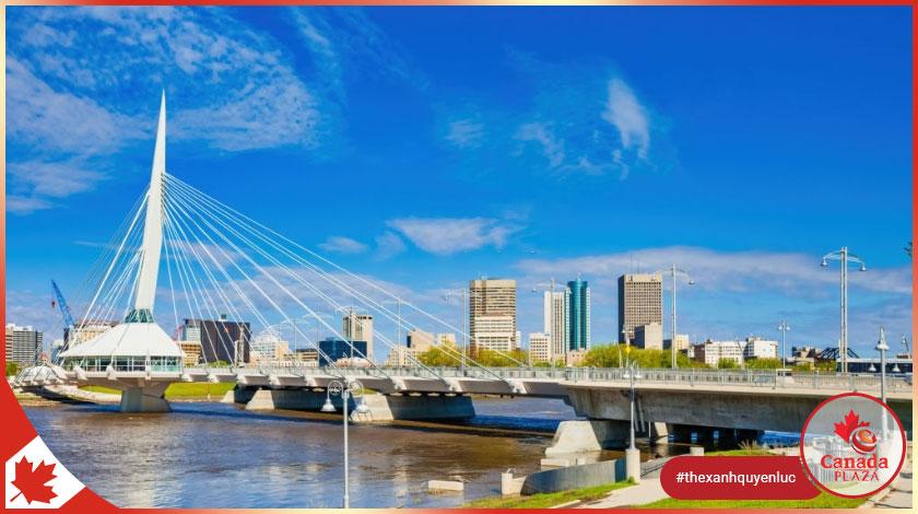 Chương trình đề cử tỉnh bang Manitoba (MPNP) phát hành 206 lời mời