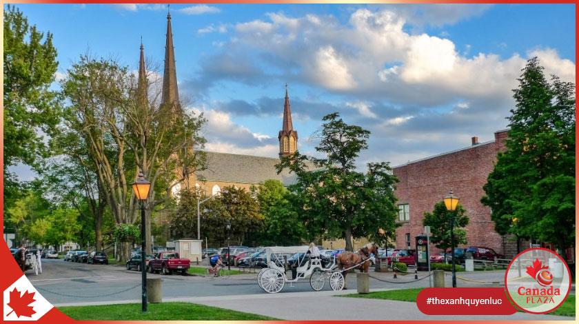 Giới thiệu thành phố Charlottetown 5