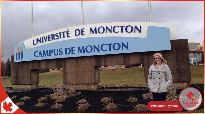 Giới thiệu thành phố Moncton