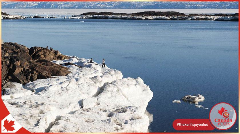 Địa lý và cảnh quan Iqaluit