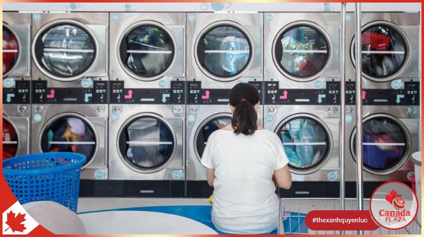 Giám sát giặt ủi
