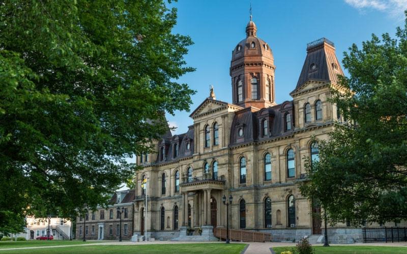 Giới thiệu tỉnh bang New Brunswick