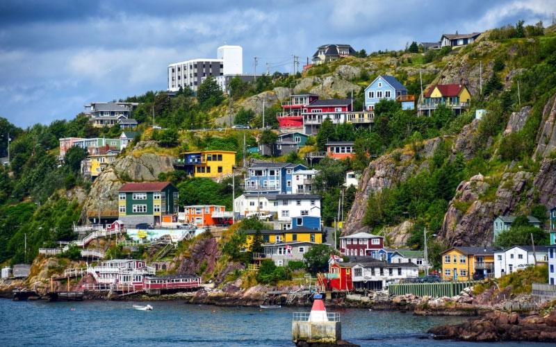 Giới thiệu tỉnh bang Newfoundland and Labrador